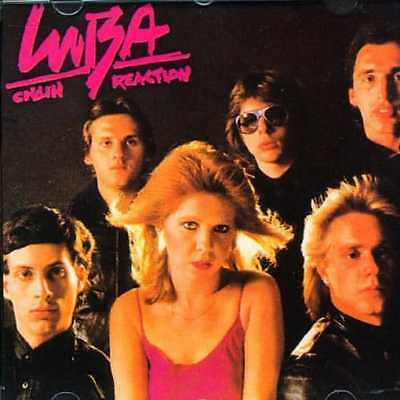 Luba: Chain Reaction NEW CD Import