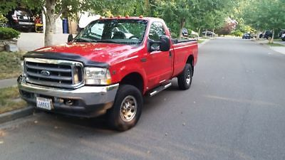 2002 Ford F-350 XLT 2002 ford f-350 super duty xlt with tommy lift gate PRICE REDUCED!