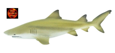 LEMON SHARK SEALIFE TOY MODEL by SAFARI LTD 100097 *NEW WITH TAG*