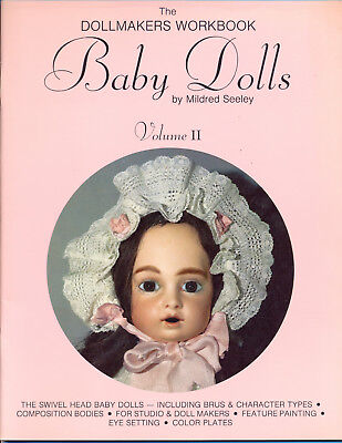 Heft - The Dollmakers Workbook - Baby Dolls by Mildred Seeley