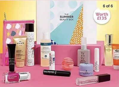 M & S Beauty Box