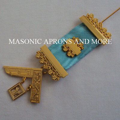 Masonic Regalia-Craft Lodge Past Masters Breast Jewel