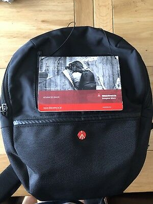 manfrotto advanced travel Camera backpack