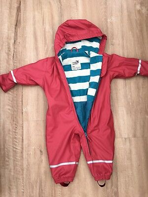 Muddy Puddles All In One Waterproof, Age 12-18 Months