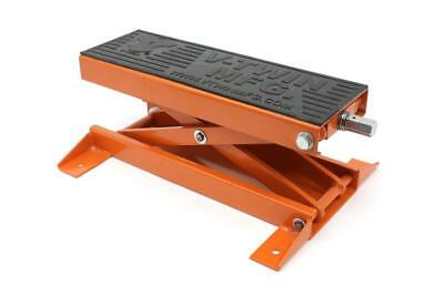 1000 lb capacity Mini Motorcycle Lift with rubber padded top
