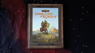 The One Ring - Horse Lords of Rohan (Cubicle 7, English)