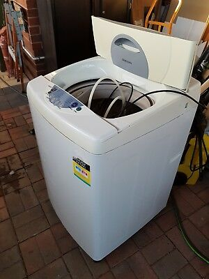 Washing machine top loader Samsung