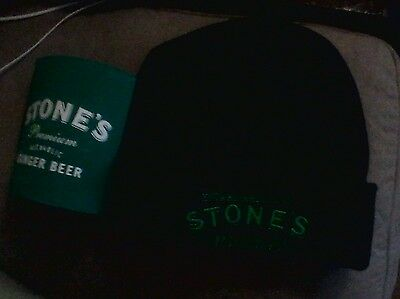 Stone's ginger beer