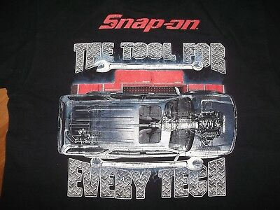 Snap-on The Tool For Every Tegh Fruit of the Loom Size M Cars