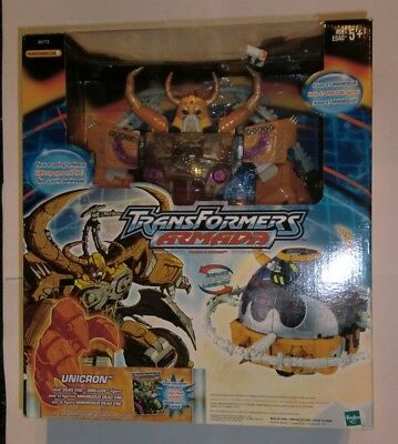 Transformers Armada Unicron Boxed And Complete