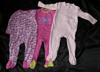 Lot de 3 pyjamas fille orchestra 24 mois