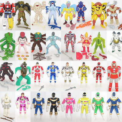 Mighty Morphin' Power Rangers Action Figures - YOUR CHOICE - Saban Go-Onger ZEO