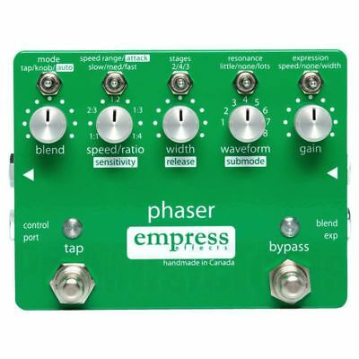Empress Effects Phaser - b-stock (1x opened box) * NEW * phaser processor