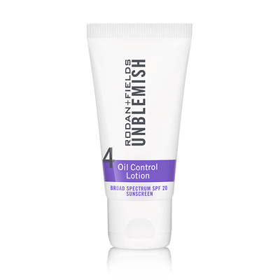 Rodan + Fields Unblemish Oil Control Lotion Step 4 New Expires 4/2020