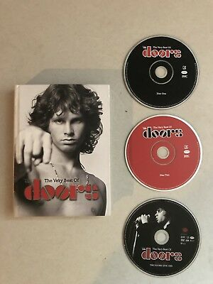 Very Best Of The Doors. Rhino 2cd And Live DVD. Complete.