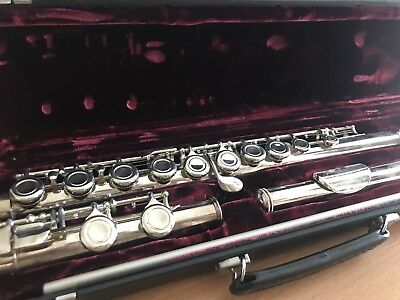 Buffet Flute In Case- Good Condition