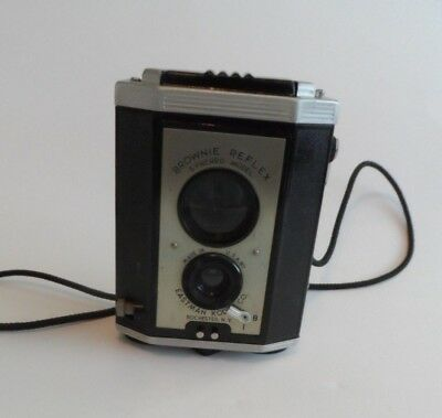 Vintage EASTMAN KODAK REFLEX CAMERA, Synchro Model