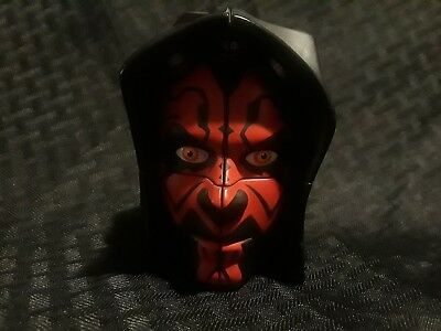Star Wars Episode 1 Darth Maul Rubik's Cube Puzzle Rubiks