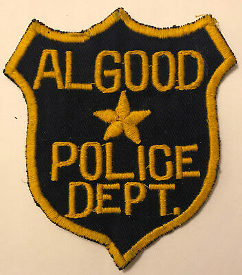 Algood Putnam County Tennessee TN Police Sheriff Patch