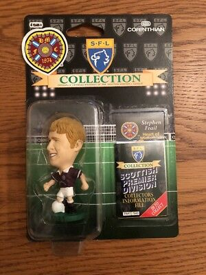 Corinthian Headliners 1996 Spl Figure In Blister - Stephen Frail Hearts