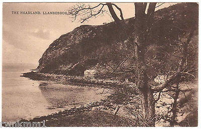 AK GBR Großbritannien Post Card The Headland LLANBEDROG vor 1945