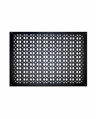 """Air Return Grill   16"""" x 24"""" Cast Aluminum, Vent Covers,Metal Wall Grille"""