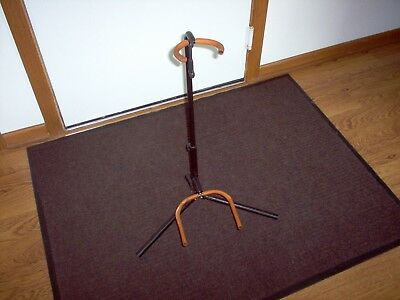 Adjustable Guitar Stand, Acceptable Used Condition, No Brand Noted