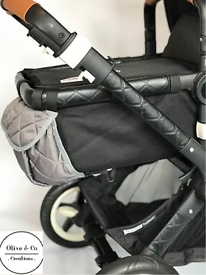 Bugaboo Carrycot & Seat Unit Raincover Holder and Storage Bag