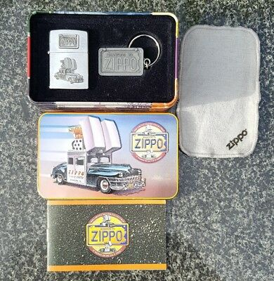 Zippo Car 1998 Limited Edition Lighter