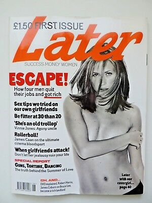 Later Magazine - 1st issue!