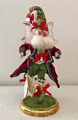Mark Roberts Christmas Greetings Fairy-Small, NEW