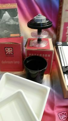 Job Lot Of Darkroom Photography Developing Kit. Lpl Enlarging.....  Free Postage