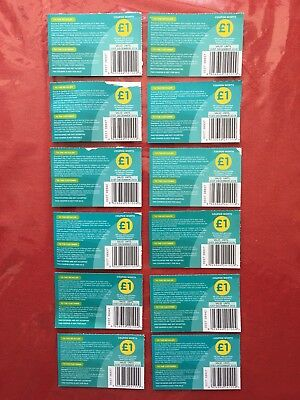 Pampers Coupons Worth £17