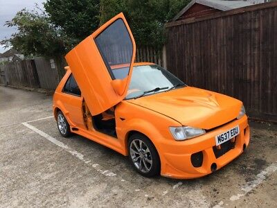 Ford Fiesta Modified