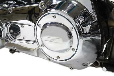 Early Bird Style 3 hole Derby Cover for Harley Davidson Big Twin 1970-98
