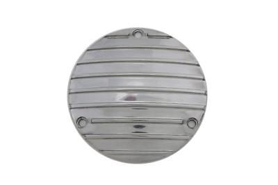 Finned Derby Cover Polished for Harley Davidson Big Twin 1970-98 OEM  25426-80