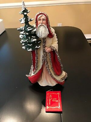1983 Duncan Royale History of Santa -- Kris Kringle -- #2219/10,000 -- LOCAL