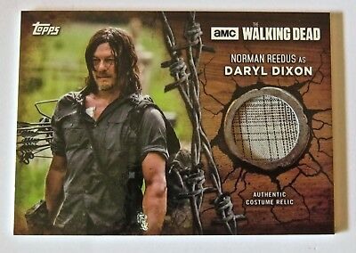 The Walking Dead Survival Box Shirt Costume Relic DARYL DIXON