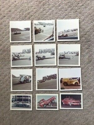 Vintage Drag Racing & Misc Racing Photos from CA