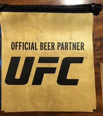 Modelo Especial UFC pennants Flags Streamers MMA Fast Free Shipping