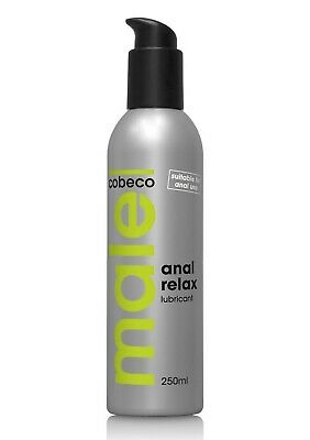 COBECO MALE ANAL RELAX Lube Numbing Sex Lubricant 250ml