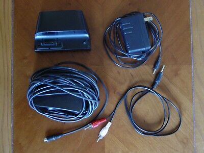 Delphi XM Satellite Radio SKYFi Home Stand, Power Cord, Antenna, and Audio Cable