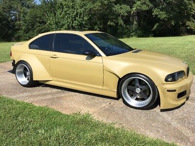 2002 BMW M3 M3 widebody One of a kind 2002 bmw m3 widebody custom equip wheels show