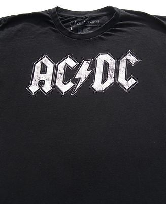 ACDC live nation LARGE T-SHIRT