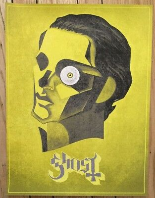 Ghost RARE prototype Poster