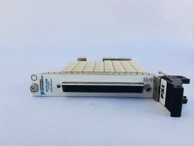 NI PXI-2569 100 SPST Relay Module 100 Channel 778572-69 USA SELLER!