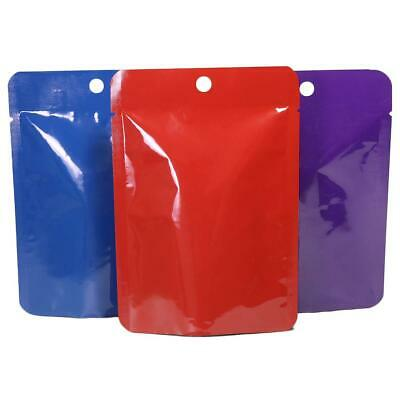 New Flat Double-Sided Matte Color Bottom Filling Round Hang Hole