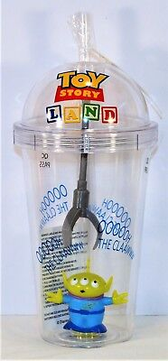 Disney Hollywood Studios Exclusive Toy Story Land Alien Light Up Tumbler Cup NEW