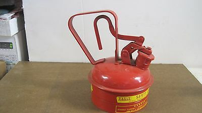 Vintage Eagle Safety Can-1/4 Gallon