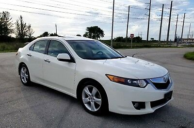 2010 Acura TSX Technology Package Low Miles,  Navigation, Paddle Shifter, Bluetooth Premium Audio and Clean Title